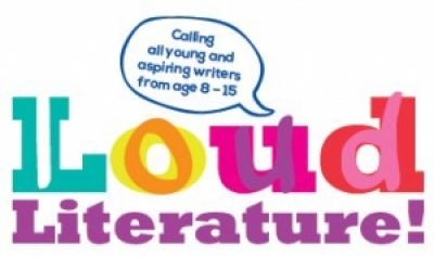 Image for Loud Literature - kids summer writing event
